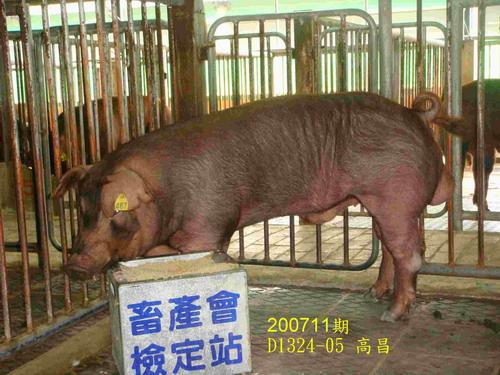 中央畜產會200711期D1324-05拍賣照片
