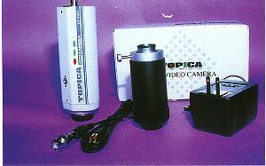 人工授精相關設備及器材-CCD影像攝影機及轉接頭
