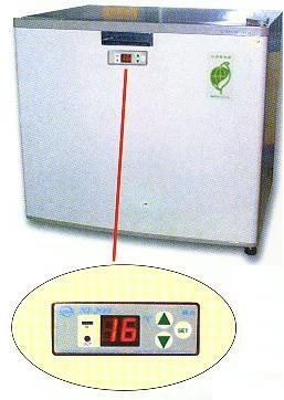人工授精相關設備及器材-電子溫度控制15℃精液保存冰箱50公升