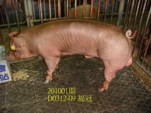 中央畜產會201001期D0312-09拍賣照片