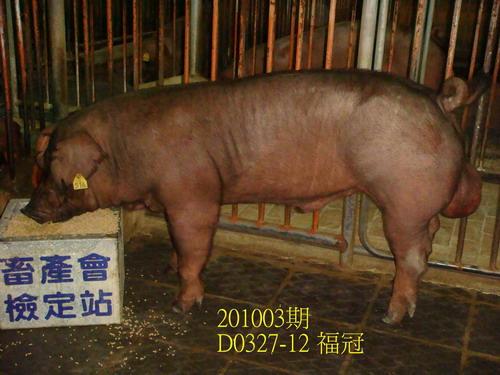 中央畜產會201003期D0327-12拍賣照片