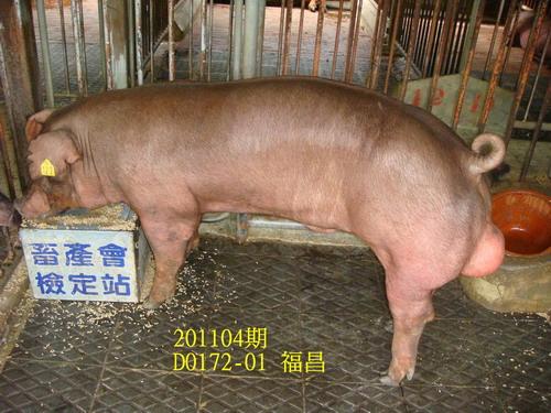 中央畜產會201104期D0172-01拍賣照片