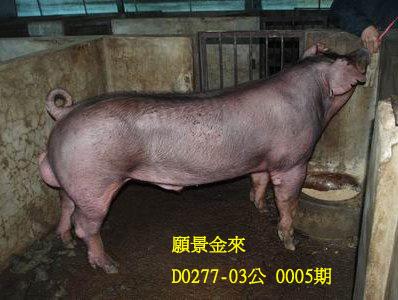 台灣動物科技研究所竹南檢定站10005期D0277-03拍賣相片