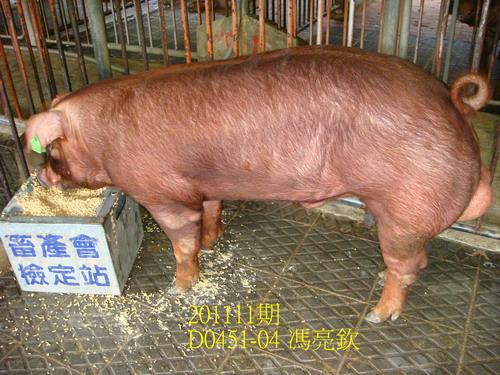中央畜產會201111期D0451-04拍賣照片