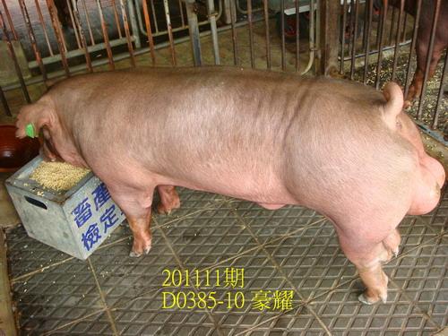 中央畜產會201111期D0385-10拍賣照片
