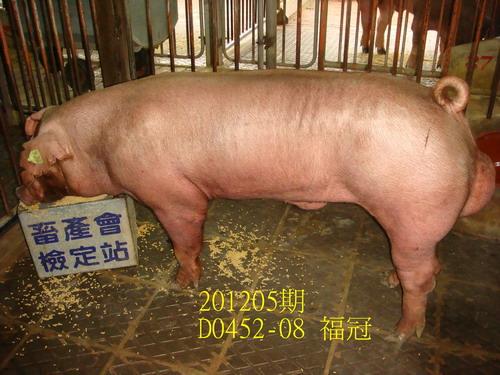 中央畜產會201205期D0452-08拍賣照片