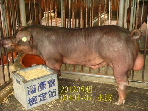 中央畜產會201205期D0401-07拍賣照片