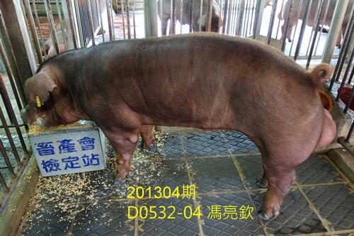 中央畜產會201304期D0532-04拍賣照片