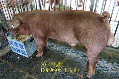 中央畜產會201401期D0896-06拍賣照片