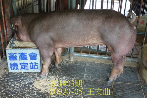 中央畜產會201403期D0920-05拍賣照片