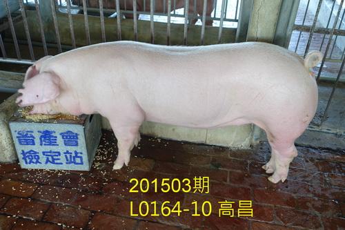 中央畜產會201503期L0164-10拍賣照片