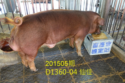 中央畜產會201505期D1360-04拍賣照片