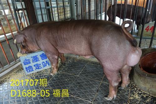 中央畜產會201707期D1688-05拍賣照片