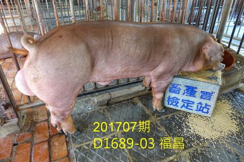 中央畜產會201707期D1689-03拍賣照片