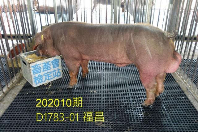 中央畜產會202010期D1783-01拍賣照片