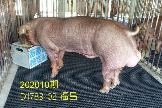 中央畜產會202010期D1783-02拍賣照片
