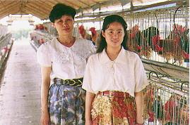 保種環境 -(畜產種原及基因交流p67)